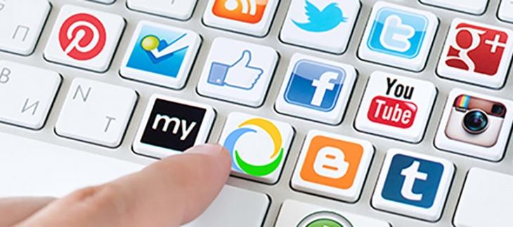 Redes sociales mas usadas en México