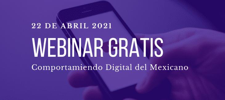 Estadísticas Internet Mexico 2021